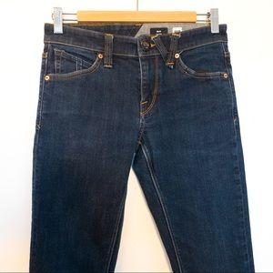 Volcom Men Size 28 Jeans Skater 2x4 Skinny
